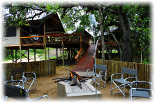 Lion Tree Top Lodge Self-Catering near Orpen Gate